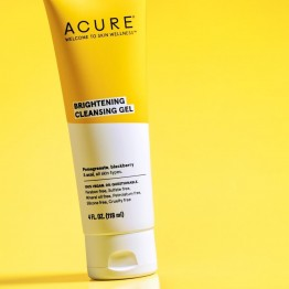 Acure Brightening Cleansing Gel 118ml