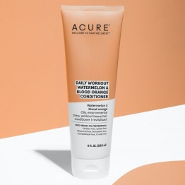 Acure Daily Workout Watermelon & Blood Orange Conditioner 236ml