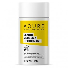 Acure Natural Deodorant Stick - Lemon Verbena 63g