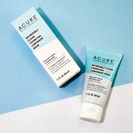 Acure Incredibly Clear Charcoal Lemonade Face Mask 50ml