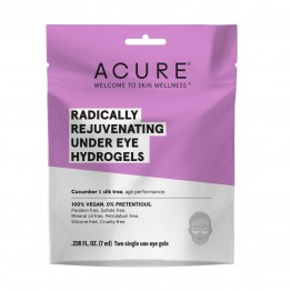 Acure Radically Rejuvenating Under Eye Hydrogels - 7ml