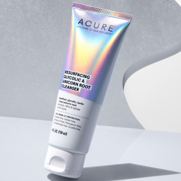 Acure Resurfacing Glycolic & Unicorn Root Cleanser 118ml