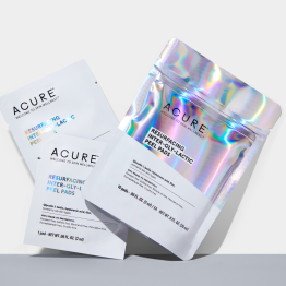 Acure Resurfacing Inter-Gly-Lactic Peel Pads x 10