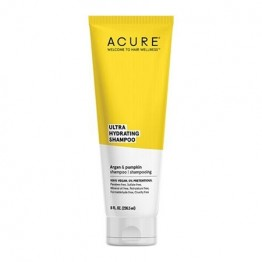 Acure Ultra Hydrating Shampoo - Argan & Pumpkin - 236ml