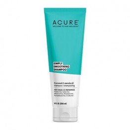Acure Simply Smoothing Shampoo - Coconut & Marula Oil 236ml