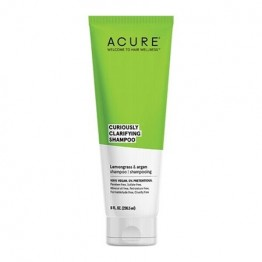 Acure Curiously Clarifying Shampoo - Lemongrass 236ml