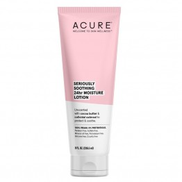 Acure Seriously Soothing 24hr Moisture Lotion - 236.5ml