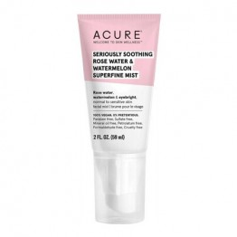 Acure Seriously Soothing Rose & Watermelon Superfine Mist 59ml