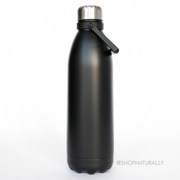 Avanti Stainless Steel Insulated Water Bottle / Flask - 1.5 litres - Matte Black