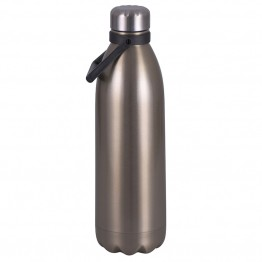 Avanti Stainless Steel Insulated Water Bottle / Flask - 1.5 litres - Champagne