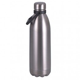 Avanti Stainless Steel Insulated Water Bottle / Flask - 1.5 litres - Silver