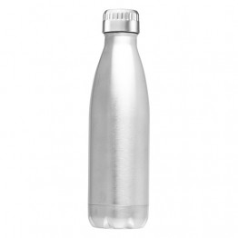 Avanti Stainless Steel Insulated Water Bottle / Flask - 750ml Silver