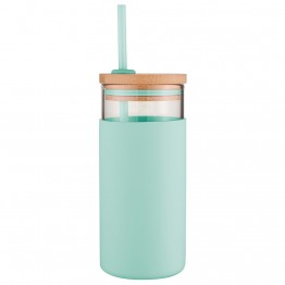 Avanti Glass Smoothie Cup 500ml - Mint