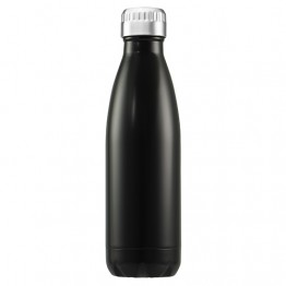 Avanti Stainless Steel Insulated Water Bottle / Flask - 500ml Matte Black