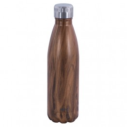 Avanti Stainless Steel Insulated Water Bottle / Flask - 500ml Driftwood