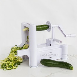 Avanti Spiretti 3 in 1 vegetable turning slicer - white