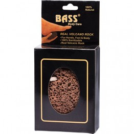 Bass Brushes Real Volcanic Rock for hands feet & body