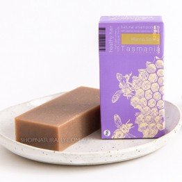 Beauty & The Bees Shampoo Bar 125g - Henna Senna