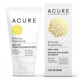 Acure Brilliantly Brightening Fruit Peel 41ml
