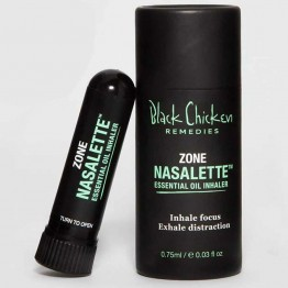 Black Chicken Nasalette Essential Oil Inhaler - Zone