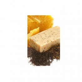 Beauty & The Bees Soap Bar 125g - Seaweed & GreenTea Scrub