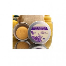 Beauty & The Bees Body Butter Balm Bar - 40ml