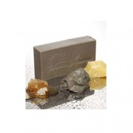 Beauty & The Bees Soap Bar 125g - Dead Sea Mud & Leatherwood Honey