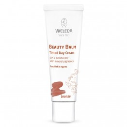 Weleda Beauty Balm Tinted Day Cream Bronze - 30ml