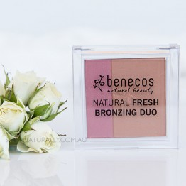 Benecos Natural Fresh Bronzing Duo - Ibiza Nights 8g