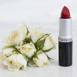 Benecos Natural Lipstick - 4.5g Just Red