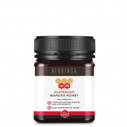 Berringa Australian Manuka Honey MGO 400+ 250g