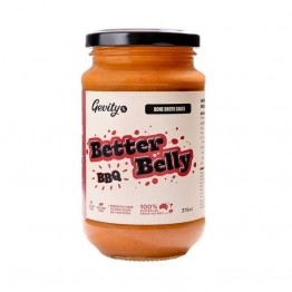 Gevity RX Meadow & Marrow Bone Broth Sauce - Better Belly BBQ 375ml
