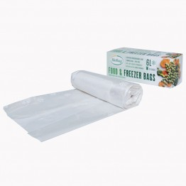 BioBag Compostable Freezer Bags 6L (20 bags)