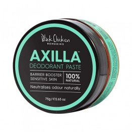Black Chicken Axilla Natural Deodorant Paste - Barrier Booster 75g
