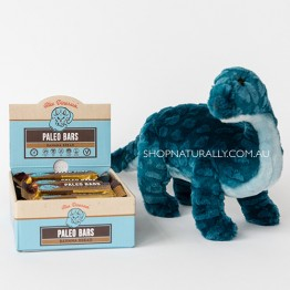 Blue Dinosaur Paleo Bars - 45g Banana Bread - Box of 12