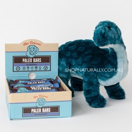 Blue Dinosaur Paleo Bars - 45g Blueberry - Box of 12