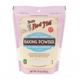 Bob's Red Mill Aluminium Free Baking Powder 397g