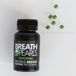 Breath Pearls Breath Freshener - 150 softgel caps
