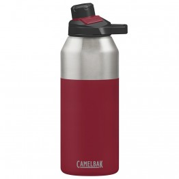 Camelbak Chute Mag Water Bottle - Stainless Steel Vacuum Insulated - 1.2 litres Cardinal