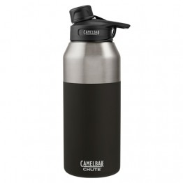 Camelbak Chute Water Bottle - Stainless Steel Vacuum Insulated - 1.2 litres Jet
