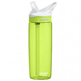 Camelbak Eddy Water Bottle - BPA Free Tritan Plastic - 600ml Limeaid