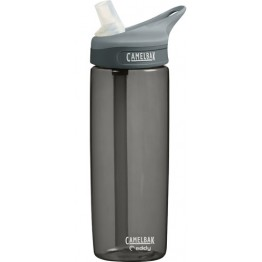 Camelbak Eddy Water Bottle - BPA Free Tritan Plastic - 600ml Charcoal