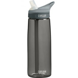 Camelbak Eddy Water Bottle - BPA Free Tritan Plastic - 750ml Charcoal