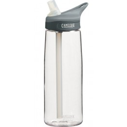Camelbak Eddy Water Bottle - BPA Free Tritan Plastic - 750ml Clear