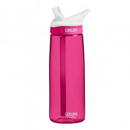Camelbak Eddy Water Bottle - BPA Free Tritan Plastic - 750ml Dragonfruit