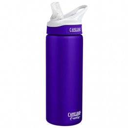 Camelbak Eddy Water Bottle - Stainless Steel Insulated - 600ml Iris