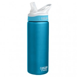 Camelbak Eddy Water Bottle - Stainless Steel Insulated - 600ml Rain