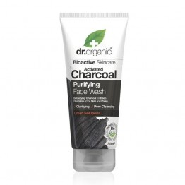 Dr Organic Activated Charcoal Face Wash - 200ml