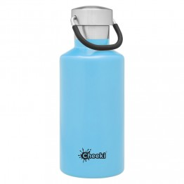 Cheeki Insulated Stainless Steel Water Bottle 400ml - Surf