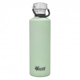 Cheeki Stainless Steel Water Bottle 750ml - Pistachio